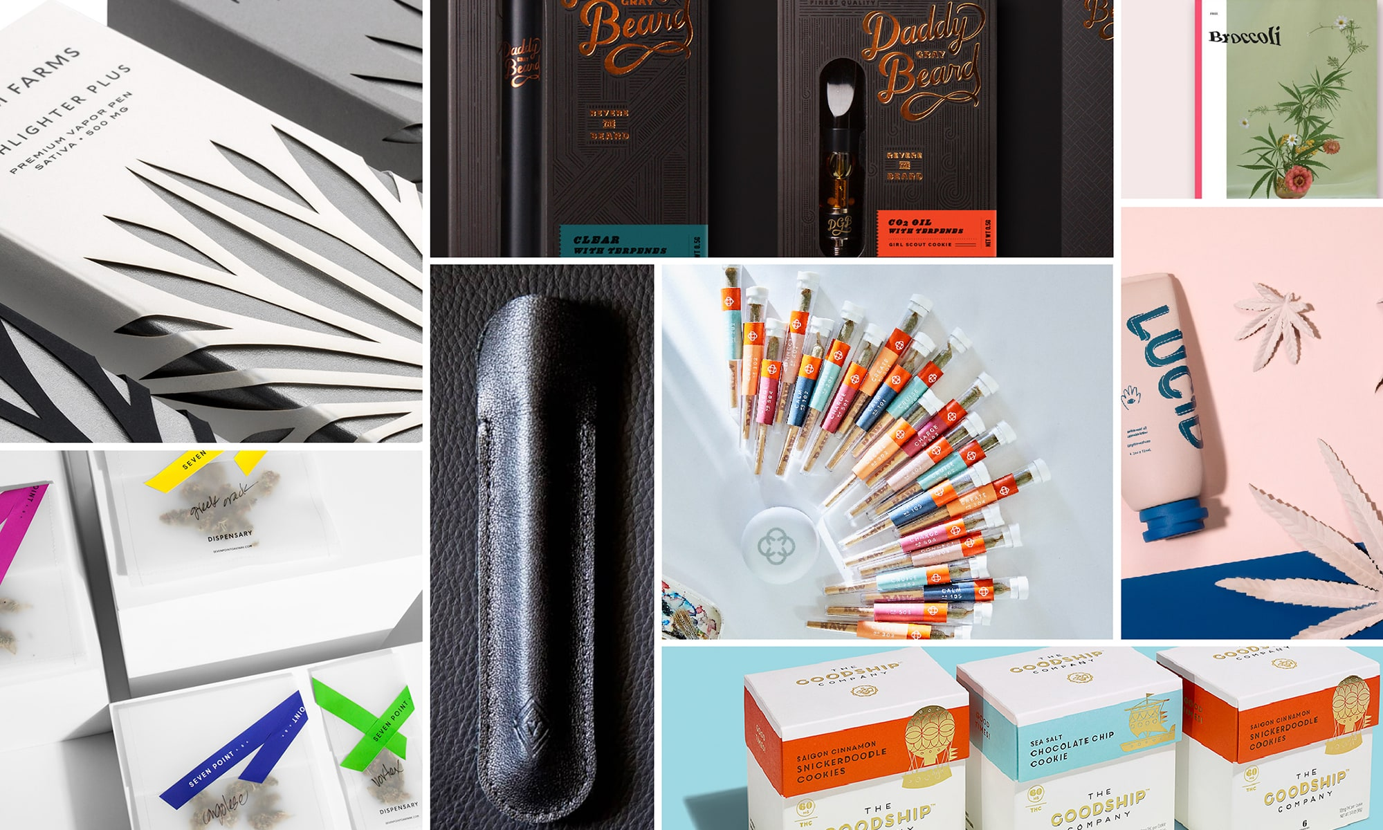 dieline feature cannabis gets chic